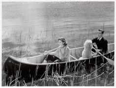 Sommarlek, Maj-Britt Nilsson, Birger Malmsten, eng   Ingmar Bergman