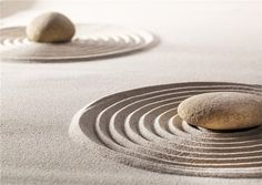 Japanese Zen (Sand) Garden