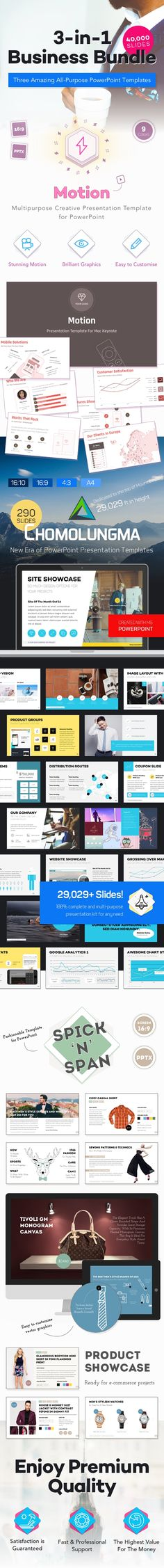 Djawa Business Presentation Template #modern #presentation - business presentation template