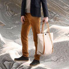 Shopper - White | MONOQI #bestofdesign
