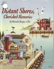 PEINTURE Distant Shores, Cherished Memories - nadieshda gisela - Picasa Web Albums