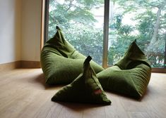 Latex Pillow, Beautiful Interiors, Bean Bag Chair, Crafts, Furniture, Home Decor, Ideas, Couches, Toss Pillows