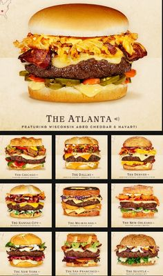Burgers Across America. Dear...God