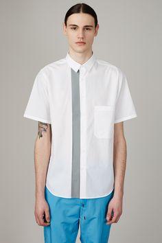 Wooyoungmi Kinetic Shirt - MEN - Wooyoungmi - OPENING CEREMONY