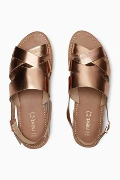 5a0fc46d6865 When your favourite sandals come in rose gold..! Can we just take a
