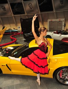 Enter to win #Corvette #Contest - How old was Carolina when she was accepted to the National Ballet Academy of Moldova? www.nutcracker.com/enter-to-win
