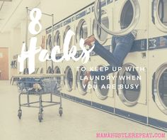 Getting to the bottom of the laundry pile seems like an impossible task, no matter how many people are in your family. I used to struggle with laundry when it was just my husband and me. However, h…