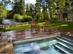 River Creek Spa by Diamond Spas on HomePortfolio