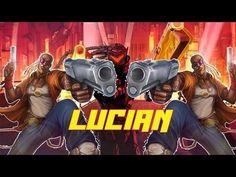 Lucian  pha cân team hay nhất lmht  mọi thời đại không xem uổn phí cuộc đời