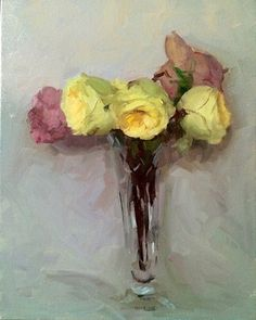 """image by Dennis Perrin Oil ~ 20"""" x 16"""""""