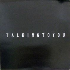 Josh Wink - Talking To You