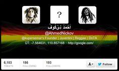 @AhmedNickov Twitter Header Image, Reggae