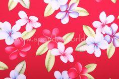 Floral Prints (Maroon/Green/Multi)
