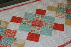 A Little Bit Biased-love the quilting on this