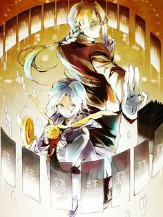 Tags: Little Boy, D.Gray-man, Allen Walker, Timcanpy, Back To Back, Howard Link