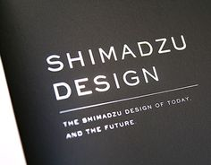 """Check out this @Behance project: """"SHIMADZU DESIGN"""" https://www.behance.net/gallery/21785547/SHIMADZU-DESIGN"""