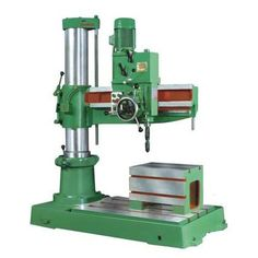 Heavy duty #radial #drills, because of their exactness and capacity to withstand substantial burdens are broadly connected in drilling operations.