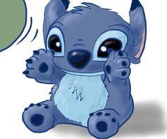 Stitch bebé
