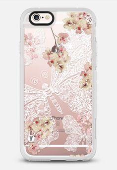 ORCHIDES & BUTTERFLY by Monika Strigel iPhone 6s case by Monika Strigel | Casetify