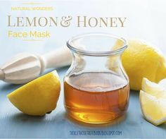 Lemon Juice, Honey & Hot Water for a Cough Honey Lemon Water, Lemon Oil, Sugar Scrub For Face, Sugar Scrubs, Face Scrub Homemade, Best Tea, Peeling, Tea Recipes, Drink Recipes