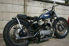 Sportster Motorcycle, Harley Davidson Motorcycles, American Motorcycles, Cars And Motorcycles, Moto Car, Mini Bike, Classic Bikes, Kustom, Custom Bikes