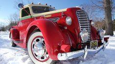 1937 Diamond T Model 201 Pickup Deluxe Cab,