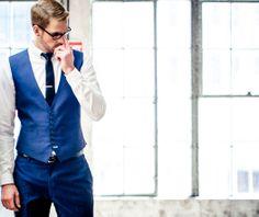 Vest and Pant Combo.  #artfulgentleman #style