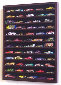 hotwheels display case