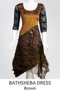 Bathsheba Dress By Lee Andersen