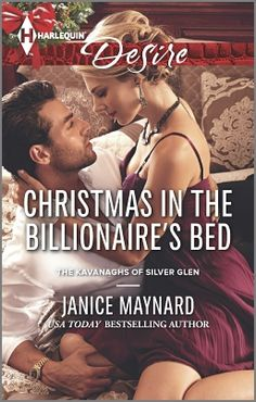 'Tis the season for a steamy reunion from USA TODAY bestselling author Janice Maynard… Whatever possessed Emma Braithwaite to move to Silver Glen? She had no illusions that being in Aidan Kavanagh's hometown would reignite their love. But now that Aidan's returned for his brother's Christmas wedding, it's clear her explosive attraction to him has lost none of its power.She is the cool English beauty whose betrayal once shattered his heart. So Aidan's not looking for ...