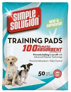 DOG HEALTH - HOUSEBREAKING - PUPPY TRAINING PADS - 50 PK - BRAMTON COMPANY - UPC: 10279134016 - DEPT: DOG PRODUCTS