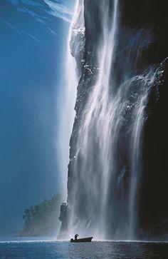 Geirangerfjord, Norway #Norway