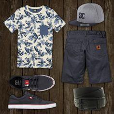 Camiseta Element, bermudas Carhartt, Gorra y zapas DC Shoes y cinturón Globe. Todo en www.cachet.es  Camiseta: http://www.cachet.es/es/_producto/camiseta-element-becket--91-sand Bermudas: http://www.cachet.es/es/_producto/bermuda-carhartt-western-short-ii-eclipse-rinsed Zapatillas: http://www.cachet.es/es/_producto/zapatillas-dcshoes-tonik-s-se-2014-dst-antracita Gorra: http://www.cachet.es/es/_producto/gorra-dcshoes-snappy-xssb-gris-marino