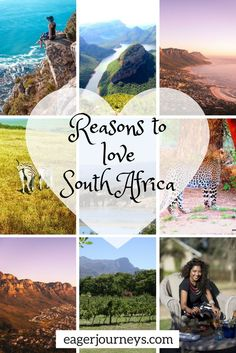 Reasons to love South Africa