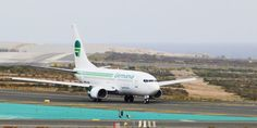 Canary Islands Spotting....Spotter: D-AGER Germania Boeing 737-75B Gran Canaria Spotti...