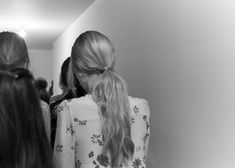 The Secrets to Creating the Prettiest Low Ponytail, Ever