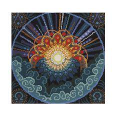 AMAZING set by Alex Beattie  Needlepoint Kits: Creation Series - Ehrman Tapestry