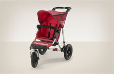 A good all purpose buggy, want to loose the baby weight, put baby/babies in the buggy and walk it off!
