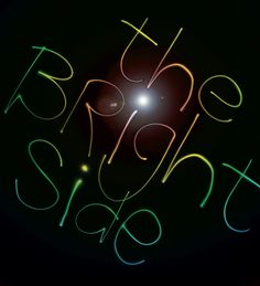 The bright side by Kevin van Schie, via Behance