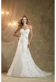 Wedding Dresses Mon Cheri KI1312 - Enchanted Dream Kathy Ireland