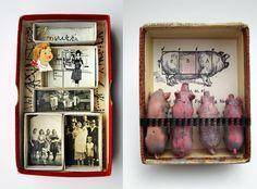 lovers of mint: Mano Kellner, ou l'art de mettre en boite
