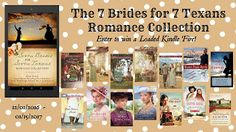 7 Brides For 7 Texans : Enter for your chance to win a loaded Kindle Fire!