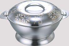 Stainless Steel hotpots - SANAA