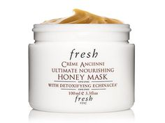 Beauty Products to Get You Through a Looong Winter | FRESH CRÈME ANCIENNE ULTIMATE NOURISHING HONEY MASK | Andrea: This mask smells so delicious and has the most incredible frosting-like texture that you'll be tempted to eat it. Don't. Apply it to damp skin and let it sit for at least 10 minutes. Your skin will be visibly smoother, plumper, glowier and sooo soft, thanks to all the pure honey packed into it (which is surprisingly non-sticky). Yes, it's expensive, but you only need a little…