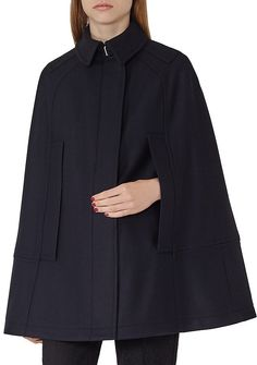 fec3bd76d1a7 Reiss Cavalier Lux Fashion Cape