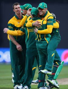 ICC Champions Trophy 2013   SA vs Pakistan   Photo: Cricket South Africa/ Facebook