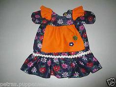 huebsches-aelteres-Kleidchen-aus-den-70er-Jahren-210L-Groesse-29-30