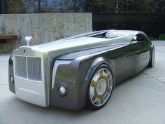 Your next car?  #RR #car #future