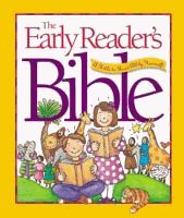 The Early Reader's Bible features sixty-four easy to read Bible stories, based on standard school world lists. The colourful illustrations and real-life applications will increase children's understanding of God's Word. As well as listing 250 basic words it also includes a list of 200 new words including Bible vocabulary.