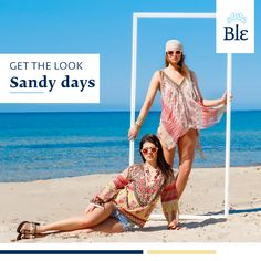 When your days are all full of sun, sand and light blue waves, you do not need much. Just your trusted #Ble kaftan, kimono or shirt above your bikini! Discover it here www.ble-shop.com #BleSummer Get The Look, Kaftan, Light Blue, Kimono, Waves, Sun, Bikinis, Shirts, Bikini